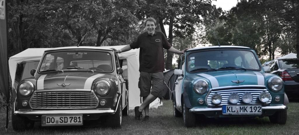 Der kleine zur Rechten gehört Michael, der andere wurde auf der IMM 2012 in Ungarn gefunden :=)